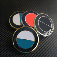 Wholesale Car Styling ABS Wheel Covers for Alfa mm Plastic Rear Wheel Center Hub Caps Colors Available Automobile Accessories