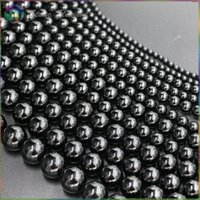 Wholesale Very Good Quality Black Tourmaline Loose Round Beads mm mm mm mm mm
