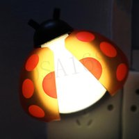 Wholesale Creative Beetle Shaped Design LED Light Intelligent Light Light Sound Control