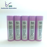 Wholesale 100 Original Samsung Q mah a Max Battery pk R LG HG2 Sony VTC6 Rechargeable Batteries Ten Time Compensation For One Fake