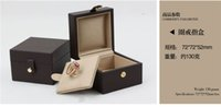 Wholesale 2016 New Pattern Wedding Custom Ring Boxes New Arrivals Jewelry Boxes Wedding Ring Jewelry Packaging Ring Necklace Earring Ring Bracelet Box