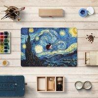 Wholesale Starry Night Laptop Skin Decals for Macbook macbook sticker macbook decals