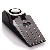 Wholesale Doorstop Alarm Stopper for Home Security Preventing intrusion of strangers E00151 FASH