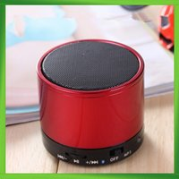 beat box radio - Classical beating mini bluetooth speaker s10 speaker for mobile phone and tablet pc wireless support SD TF card Subwoofers loudspeaker box