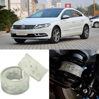 Wholesale 2pcs Super Power Rear Car Auto Shock Absorber Spring Bumper Power Cushion Buffer Special For Volkswagen CC