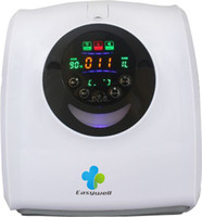 advanced configuration - Advanced PSA technology portable oxygen generator EW A General Function Standard configuration for Beauty office salon home Black