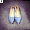 Zapatos Mujer Casual Fábrica Lona Caucho Pelt Formal sólido Barco Confort Flats Ocio de piel PU Slip en Oficina de tacón bajo Marketing directo Nuevo