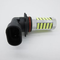 Wholesale 4PCS Car light HB4 smd LED AUTO Fog light driving day time running Lights White v
