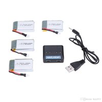 Wholesale New port Charger with mAh C lipo battery V for Syma X5 X5C Cheerson CX RC Drone Parts