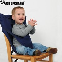 Wholesale Baby Chair Portable Infant Seat Dining Baby Seat Safety Belt Feeding High Chair Harness Baby Furniture cadeira de bebe