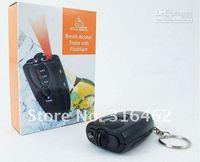 Wholesale Digital Breathalyzer Alcohol Tester With LED Flashligh Keychain