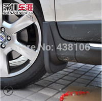 Wholesale Volvo XC90 mud guard Mud flap High Quality Fender Mudguard Car styling set