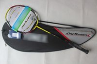 badminton racket arcsaber - ARC FB ARC Z badminton rackets carbon T joint lbs High Quality ArcSaber Z SLASH badminton racquet