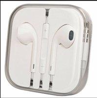 Wholesale 3 mm Earphone1M Stereo Headphone Mic S S Headset