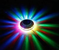 Wholesale Disco Ball Light LED Rotating Strobe Lamp Sound Control For Disco DJ Party Club