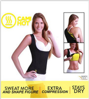 belly shirt fat - Cami Hot Shapers S XL Cami Hot chest belly in fat healthy body of the garment Women s Hot Shapers Shirt