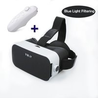 Wholesale VR Box Latest Virtual Reality Glasses D VR Glasses Google Cardboard Comfortable Patch With Adjustable Lens HD Performance