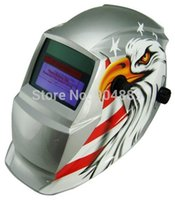 automatic tig welder - Solar li battery automatic darkening MIG TIG MMA electric weldingmask helmet welder cap for welding machine and plasma cutter