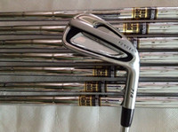Wholesale Golf clubs AP2 Forged Irons P With dynamic Gold Steel R300 shaft AP2 Golf Irons Right hand