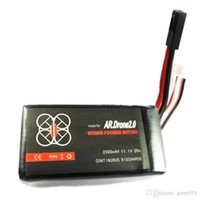 Wholesale Parrot AR Drone mAh V C Li po Upgrade Powerful Battery HM010