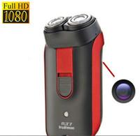 Wholesale High Quality GB P Spy camera Shaver Hidden cam camcorder Mini DVR Hidden cameras Video Digital Recorder Home Security Camcorder DVR
