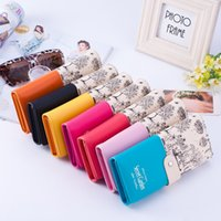 best photo bags - Summer Style Clutches Wallets for Women PU Leather Purse Female Long Purse Wallet Candy colors Best Gift Women s Money Bags