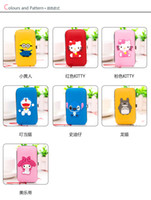 Wholesale Cartoon portable nail clippers suit Nail Tools armor suits Manicure cut nail tools Lovely cartoon nail sets