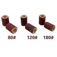 Wholesale HOT Nail Drill quot quot quot Sanding Band Machine Replacement Bits Pedicure