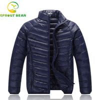 Wholesale In Stock baby Outerwear Winter Boy And Girl Clothes children s Thick Warm Down Jackets kids Sports Hooded White Duck Down