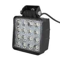 atv bars - Squre w Led Work Light Lamp DC V V Auto inch ATV TRUCK Offroad led spot flood Led Lights Bar