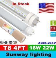 puerto rico - USA Puerto Rico G13 T8 LED Tube W ft mm LED fluorescent Bright Light LM AC85 V CE RoHS FCC ETL UL DLC