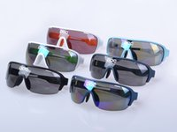 Wholesale 2 Lens POC DO Blade Cycling Sunglasses Men Women Outdoor Sports Mountain Bicycle Half Frame Sunglasses Eyewear SunGlasses UV Goggles Sun
