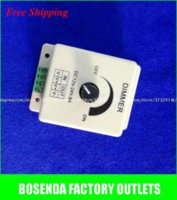 Wholesale DC V Channel W A LED Light controller Manual Dimmer