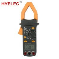 Wholesale Useful New MASTECH MS2101 AC DC Digital Clamp Meter Counts with Storage Bag