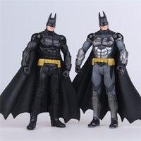 bandai models - batman toys vs superman hot BANDAI SHF doll action figure Movable PVC the dark knight rises Collectible Model Toy Justice League gifts kids