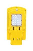 Wholesale New W all in one sola street LED light garden light High effeciency W solar panel