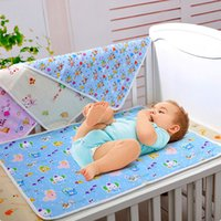 Wholesale Baby Kids Waterproof Mattress Sheet Protector Bedding Diapering Changing Pads cm Reusable