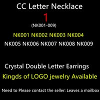 asian shopping - shop has imitation version of the product if you want to see please leave your email box or WhatsApp Stud C c logo jewelry
