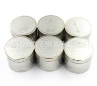 Wholesale 120Pcs S S UV printing figure grinders zinc metal herb grinders parts diameter mm grinder for tobacco dhl for free C033