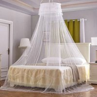 Wholesale Mosquito net hot sale bed nets hanging dome floor type bed curtain court nets folding universal