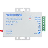 Wholesale DC V Door Access Control System Power Supply Switch V Max s Delay Time Switch