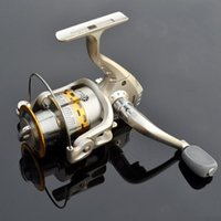 Wholesale hot sale SG A GEAR RATIO Metal Spinning Reels Fishing Tackle Lure Fishing Reels