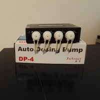 Wholesale jebao auto dosing pump DP peristaltic pump for marine aquarium reef tank heads automatic doser