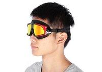 Wholesale Unisex Swimming Goggles Anti Fog UV Protection Water Resistant Glasses With Big Frame Sport Swim Eyewears