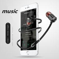 Wholesale 2016 degrees hot sport bluetooth headset neutral double earplugs in ear stereo type wireless phone