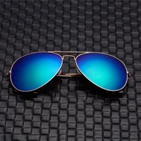 alloy mail - 2016 new tide dazzle colour sunglasses cheap multicolor sunglass fashion sunglasses package mail toad sunglasses