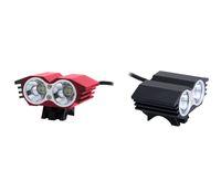 Wholesale CREE xT6 LED Lumens Lamp Light Owl U2 Dual use Model Bicycle bike HeadLight HeadLamp Flashlight