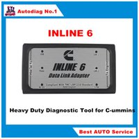 automotive data - For Cummins INLINE Data Link Adapter For Cummins Insite Heavy Duty Diagnostic Tool for Cummins Insite Scanner