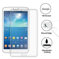 Wholesale Qiaogle Anti explosion Tempered Glass Screen Protector Ultra Hard For Samsung Galaxy Tab T310 T311 T315 Premium Screen Protector