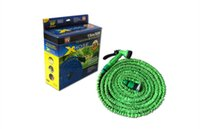 Wholesale Expandable Garden Magic hose FT FT FT FT FT Magic Hose Stretch Hose with Function Multifunctional Spray Gun